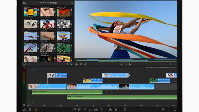 Apple presenta el nuevo iPad Pro con el revolucionario escáner LiDAR