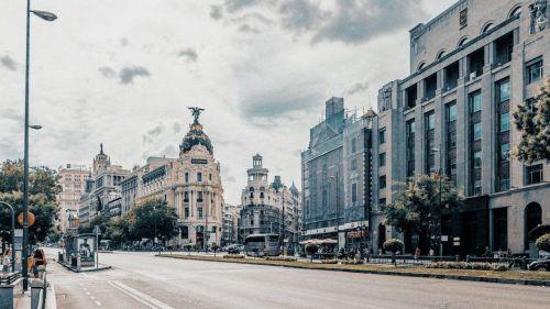Covid-19: La contaminación en las ciudades se desploma desde el comienzo del Estado de Alarma