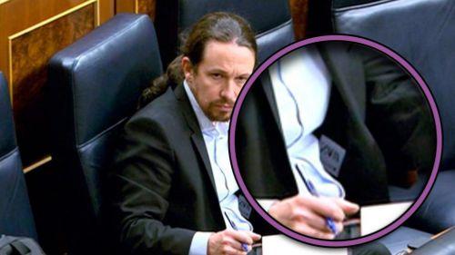 Pablo Iglesias viste de Zara pese a su inquina a Inditex