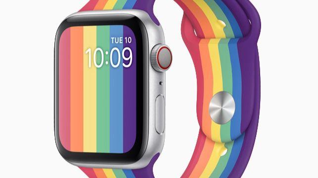 Apple apoya el Orgullo LGTBI+ una vez más
