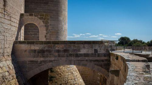 5 curiosidades del Castillo de Bellver de Palma que lo hacen único en el mundo