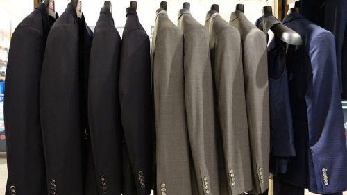 La venta de ropa acumula una caída del 43,1% respecto a 2019