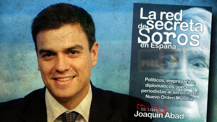 Joaquín Abad y su nuevo libro sobre Soros y el Nuevo Orden Mundial