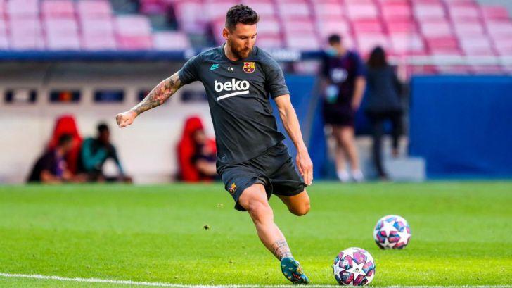 Leo Messi seguirá vistiendo de azulgrana