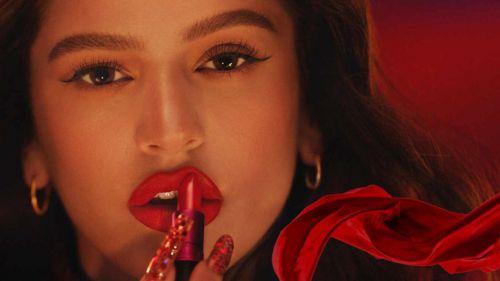 La firma de lencería de Rihanna tiene nueva musa: Rosalía