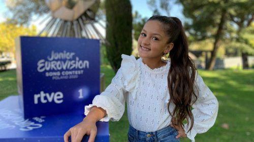 'Palante', la canción de Soleá para Eurovisión Junior 2020