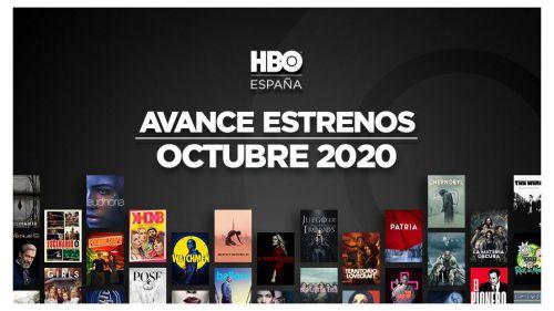 HBO: Avance de estrenos de octubre