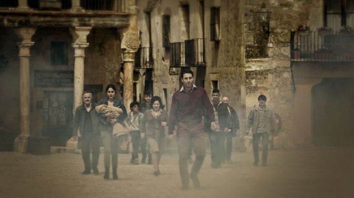 La serie de Álex de la Iglesia llega en noviembre a HBO