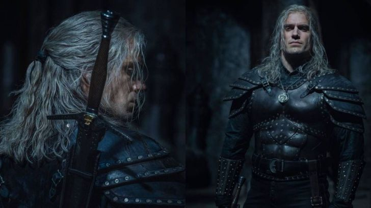 Henry Cavill publica las primeras imágenes de la nueva temporada de 'The Witcher'