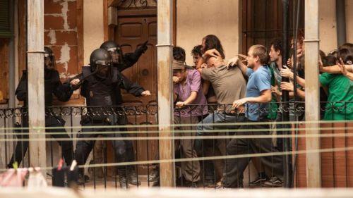 'Alguien tiene que morir' y 'Antidisturbios' encabezan los estrenos del fin de semana