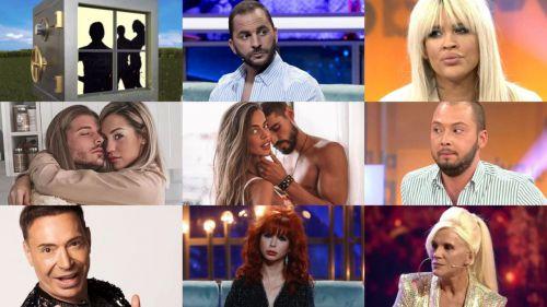 Estas son algunas de las caras que podríamos ver en 'La casa fuerte 2'