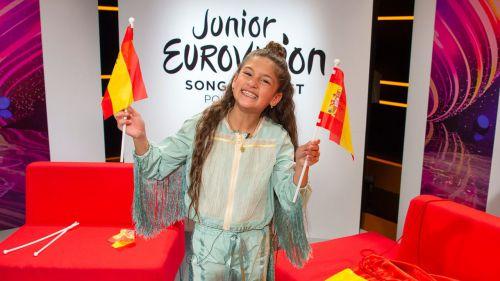 Eurojunior otorga a Soleá y su optimista 'Palante' la tercera posición