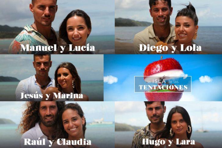 Hay más imágenes: Así será la tercera edición de 'La isla de las tentaciones'