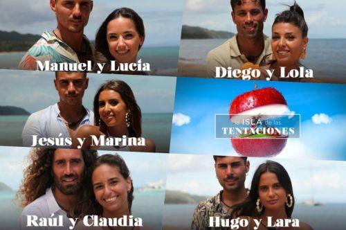 Vive una semana de amor y tentación en Telecinco