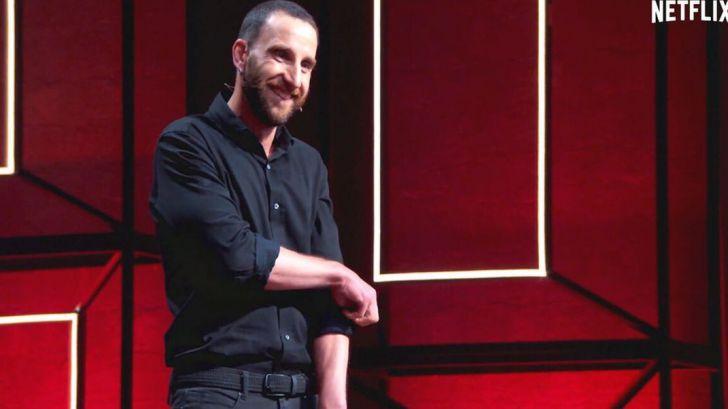 Netflix desvela el tráiler de 'Odio', de Dani Rovira