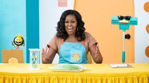 Netflix presenta 'Gofre + Mochi', su nueva serie familiar con Michelle Obama