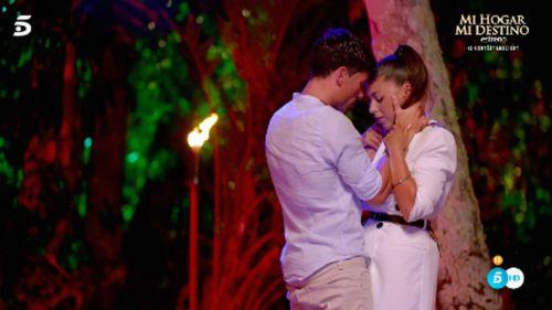 'La isla de las tentaciones 3': Lola se sincera con Diego en la hoguera de confrontación