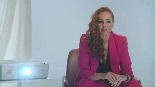 Rocío Carrasco para el documental para contestar a sus detractores