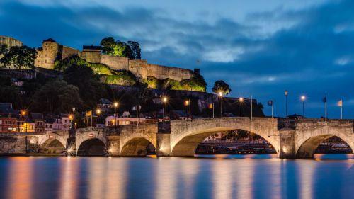 Namur, 'la termitera de Europa' según Napoleón