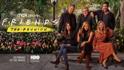 'Friends: The reunion' llega el próximo 27 de mayo a HBO