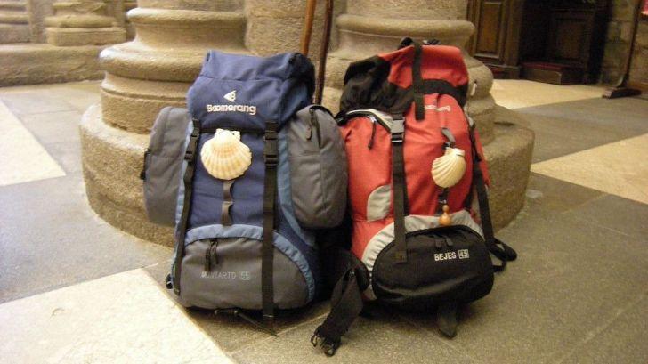 Camino de Santiago: Correos reactiva el transporte de mochilas en las principales rutas