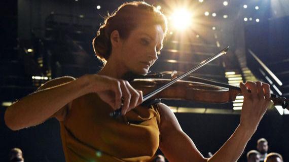 La violinista