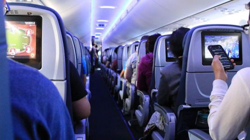 Los viajes en avión no terminan de despegar