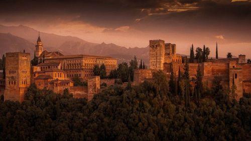 La Alhambra, uno de los 10 monumentos denominados Patrimonio Mundial de Andalucía