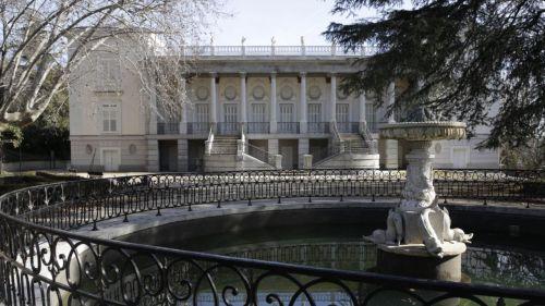 El Palacio de los Duques de Osuna, en el jardín de El Capricho, abrirá sus puertas en 2023