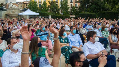 'Canciones por la Unidad': El Coro Turetsky & Soprano triunfa en Madrid