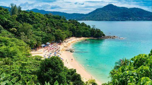 El turismo internacional regresa a Tailandia