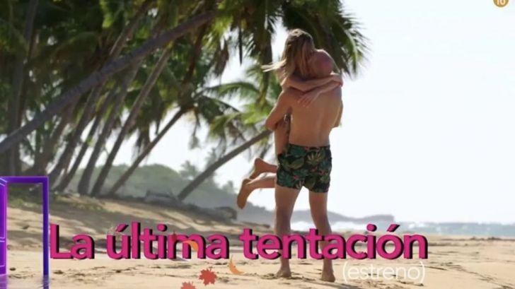 Lucía y Andrea al descubierto en 'Regreso a la última tentación'