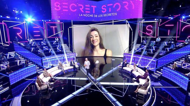 Adara y su regreso a la televisión para reflotar 'Secret Story'