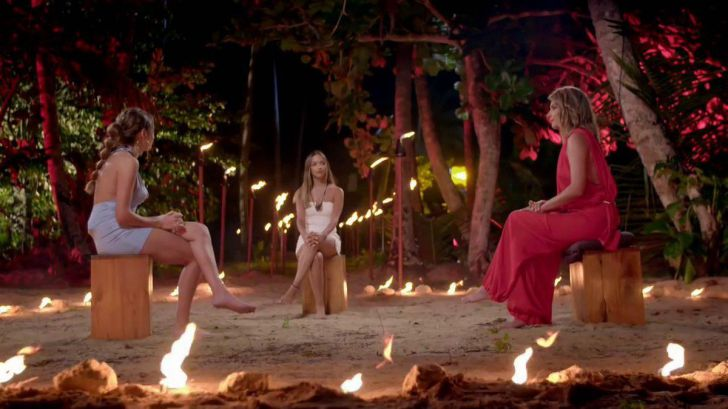 Tres residentes de Villa Luna se trasladan a vivir a Villa Playa tras la primera hoguera de 'La última tentación'