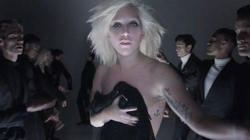 Lady Gaga a lo Tom Ford