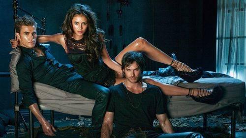 Nina Dobrev cerrará 'Crónicas vampíricas' por todo lo alto