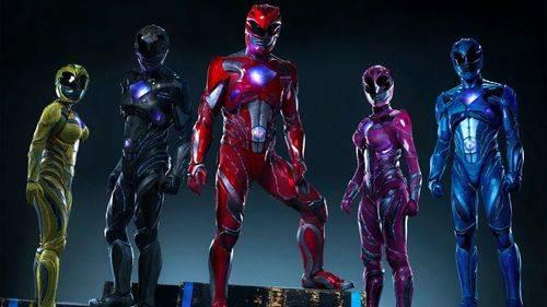Los Power Rangers han vuelto y están aquí para quedarse
