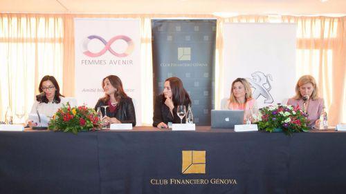 En menos de treinta años tendremos una sociedad más evolucionada gracias al liderazgo femenino global