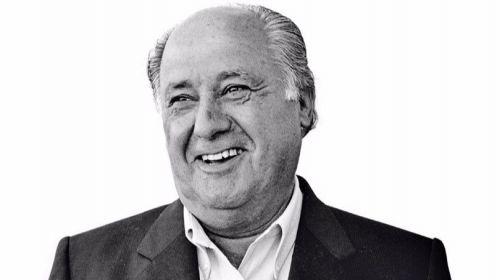 Amancio Ortega, el más rico de España