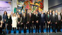 Los Reyes de España entregan las Medallas de Oro al Mérito a las Bellas Artes 2016