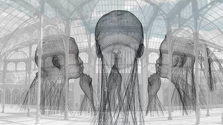 Las apariciones del Palacio de Cristal