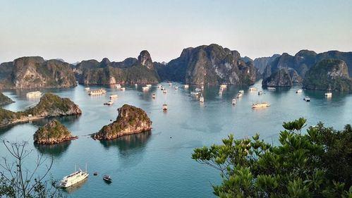 La belleza de Halong (I): En el mar