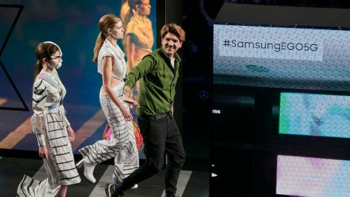 Samsung EGO revoluciona MBFWMadrid con el primer desfile 5G de nuestro país