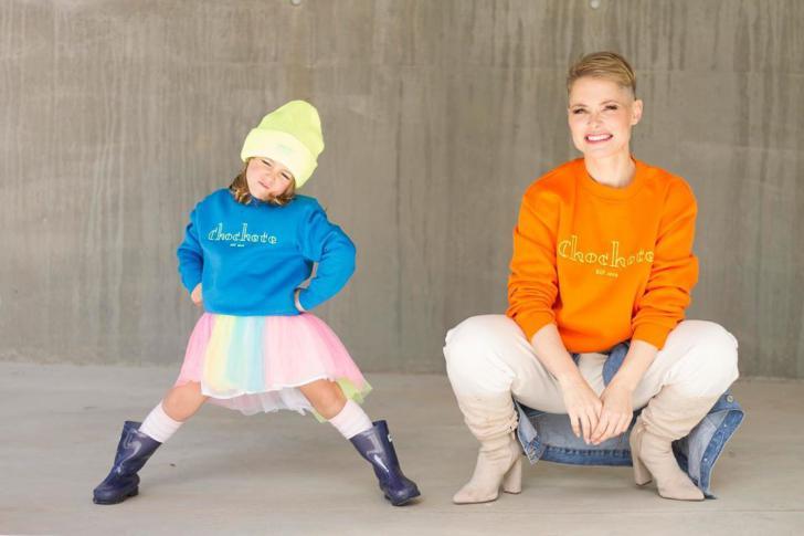 'Chochete': Así es la línea de ropa de Soraya