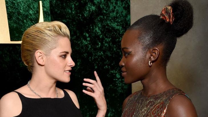 Kristen Stewart y Lupita Nyong'o cada vez más cerca de ser Ángeles de Charlie