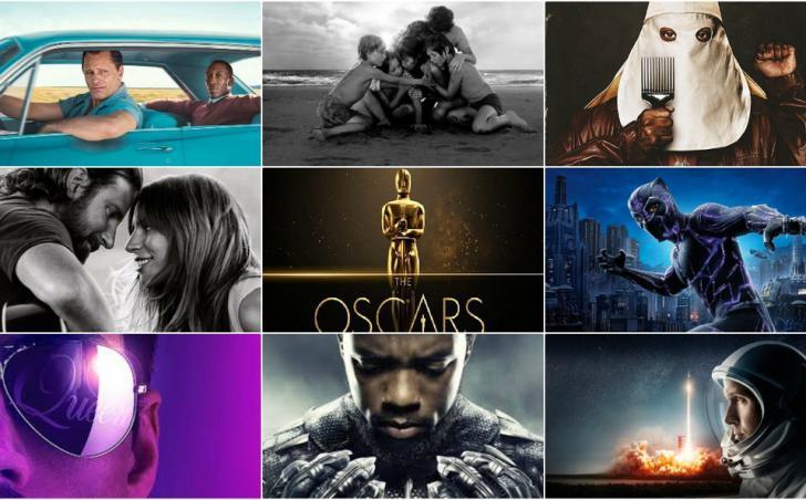'La favorita' y 'Roma' encabezan las nominaciones a los Oscar 2019