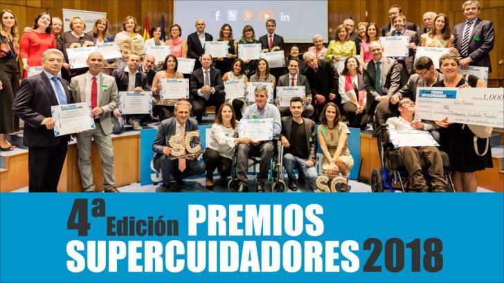 Comienza la 4ª Edición de los Premios Supercuidadores